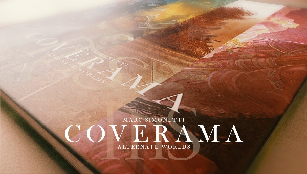 Coverama : Alternate Worlds, le projet de Marc Simonetti