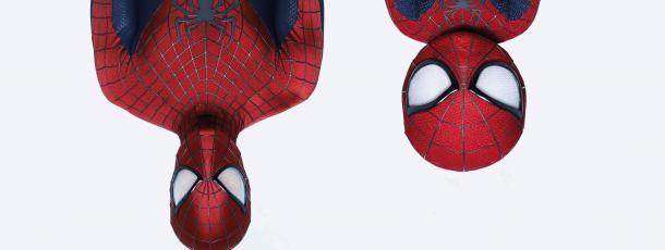 Spider-Man Baby dans une pub Evian !