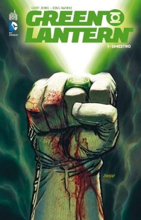 Green Lantern 1 Sinestro