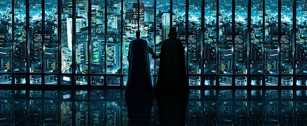 Quand Batman, Superman et Star Wars se partagent l'affiche…