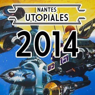 Utopiales 2014, Conférence #2 : La formidable épopée des inadaptés en science-fiction