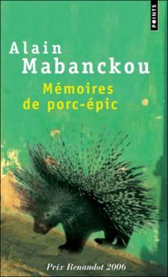 Mémoires de porc épic