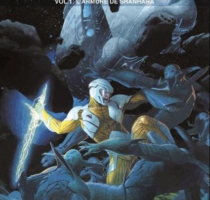 X-O Manowar, tome 1 : L'armure de Shanhara