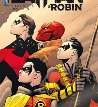Batman & Robin, tome 2 : La guerre des Robin