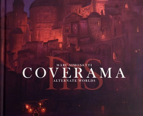 Marc Simonetti Coverama : Alternative Worlds