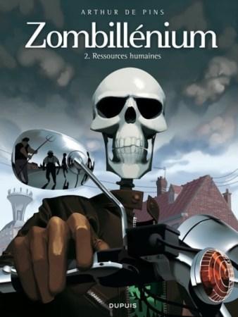Zombillénium 2 Ressources humaines