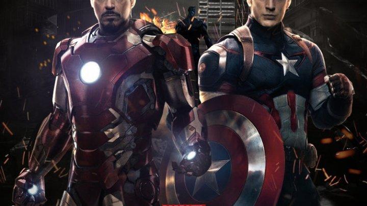 Première bande-annonce de Captain America : Civil War !
