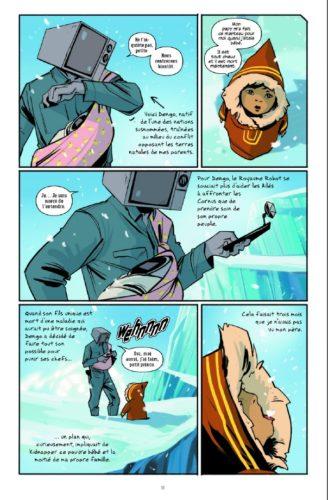 Saga 5 planche 2