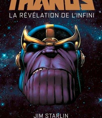 Thanos : La révélation de l'Infini