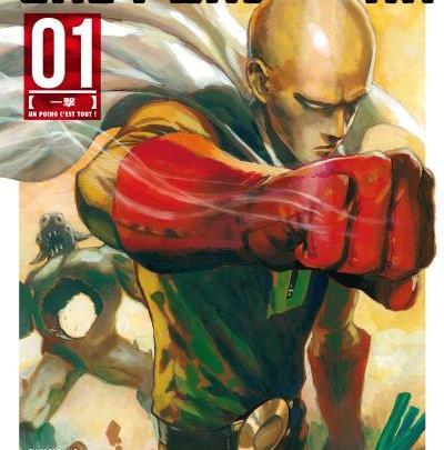 One-Punch Man, tome 1 : Un poing c'est tout !
