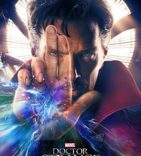 Première bande-annonce pour Docteur Strange !