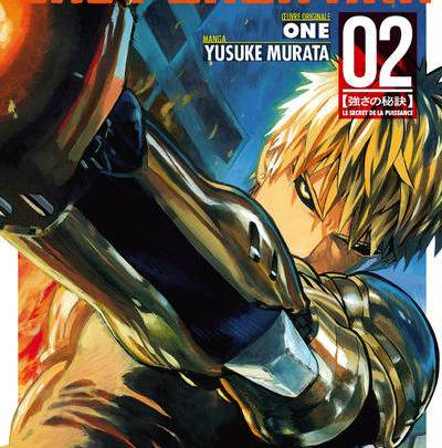 One-Punch Man, tome 2 : Le Secret de la puissance