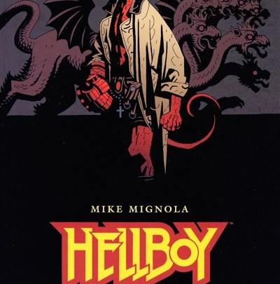 Hellboy, tome 1 : Les germes de la destruction