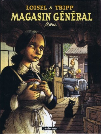 Magasin général, tome 1