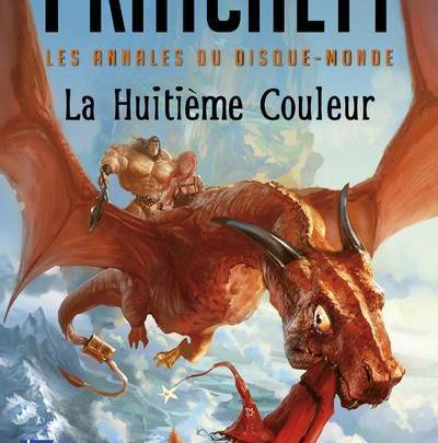 Les Annales du Disque Monde, tome 1 : La huitième couleur