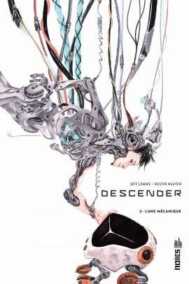 Descender, tome 2 : Lune mécanique