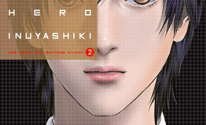 Last Hero Inuyashiki, tome 2