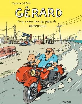 Gérard, cinq années dans les pattes de Depardieu