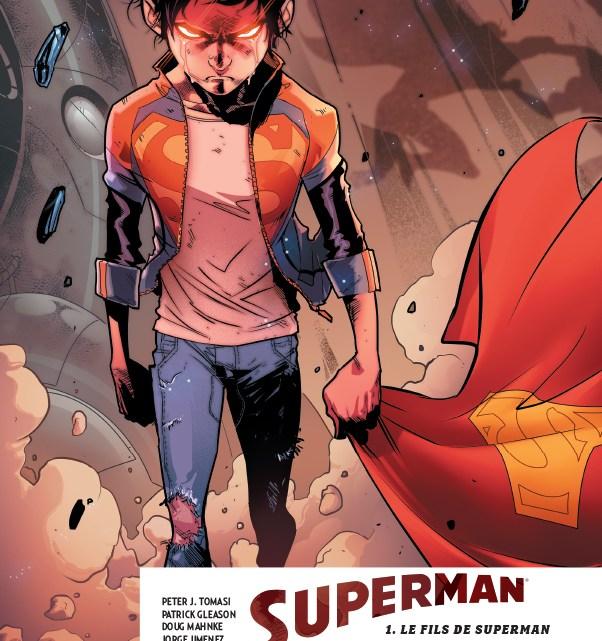 Superman Rebirth, tome 1 : Le Fils de Superman