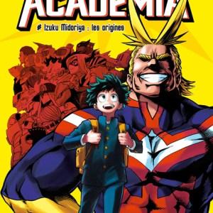 My Hero Academia tome 1