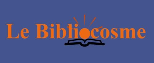 Logo bleu site Bibliocosme