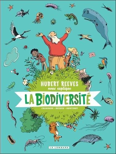 Hubert Reeves nous expliqe 1 Biodiversité