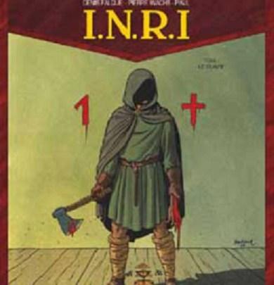INRI, tome 1 : Le suaire
