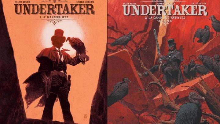 Undertaker, tomes 1 & 2 : Le mangeur d'or & La danse des vautours