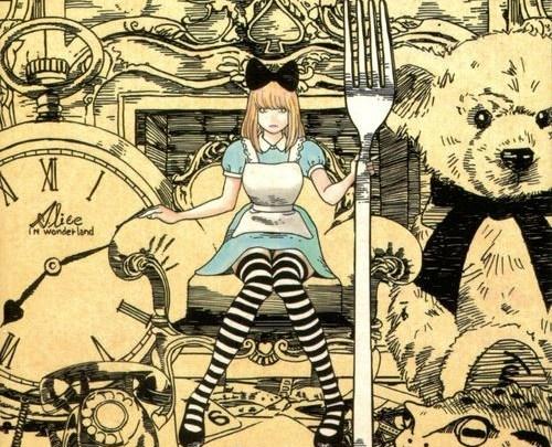 Wonderland, tome 1