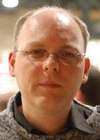 Laurent Genefort [2008] (C) Jérôme Lavadou