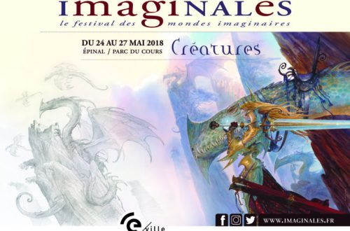 Imaginales 2018 affiche