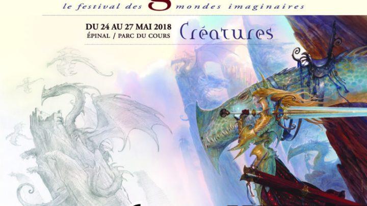 Prix Imaginales 2018