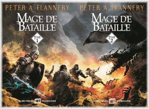 Alain Brion - Mage de bataille diptyque
