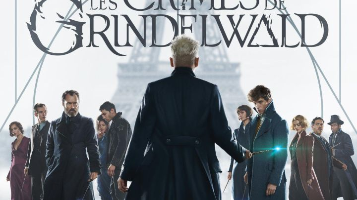 Les Animaux fantastiques : Les crimes de Grindelwald [Film]