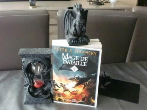 Mage de bataille Dragons