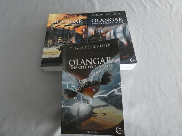 Olangar 3 tomes (2)