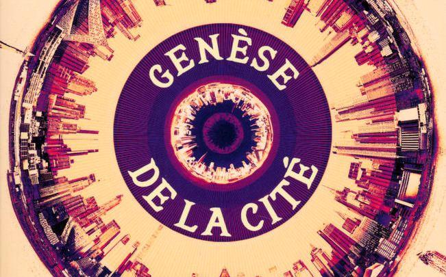 Mégapoles, tome 1 : Genèse de la Cité