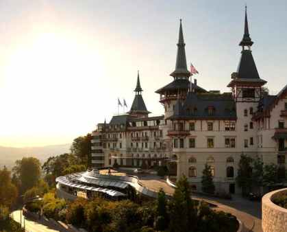 Deluxe hotels in Zurich - Le Bijou HRM AG
