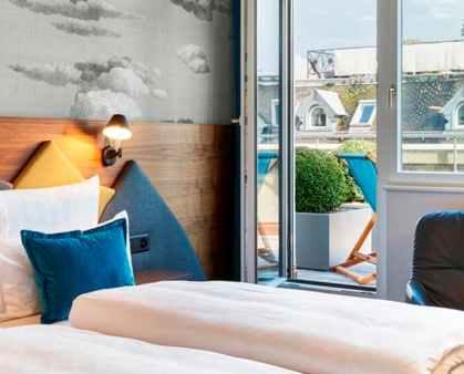 Designer-Hotels in Zürich - Le Bijou HRM AG