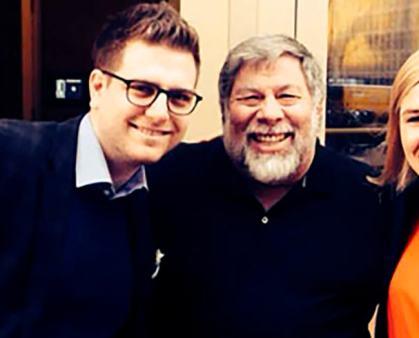 Steve Wozniak - Le Bijou - The Hotel REINVENTED