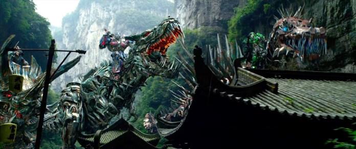 Transformers : L'Âge de l'Extinction, par Michael Bay