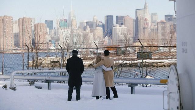 Le rêve américain en point de mire - Image droits réservés - http://amostviolentyear.com/