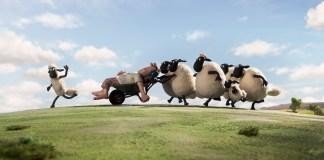 Shaun le Mouton, par Richard Starzak et Mark Burton