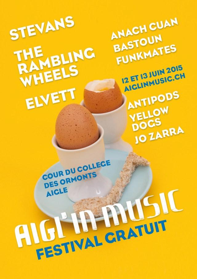 Aigl'in Music Festival / Mathieu Pierson / Tous droits réservés