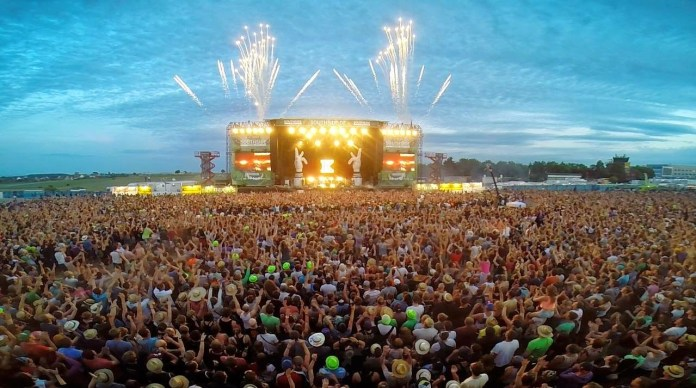 Southside Festival / Kraftklub / Tous droits réservés