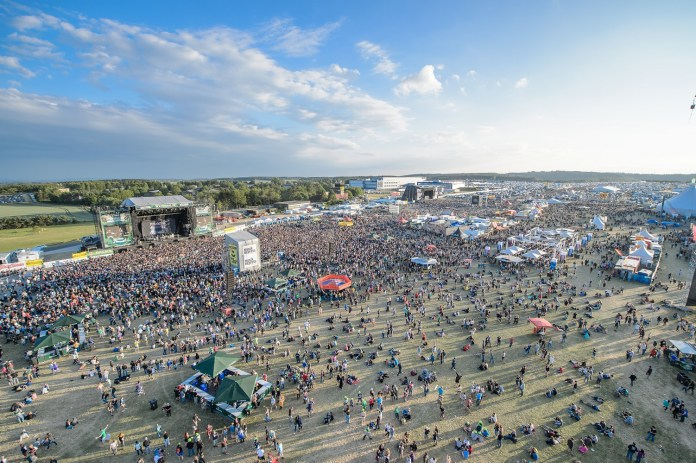 Southside Festival / M. Rhomberg / Tous droits réservés