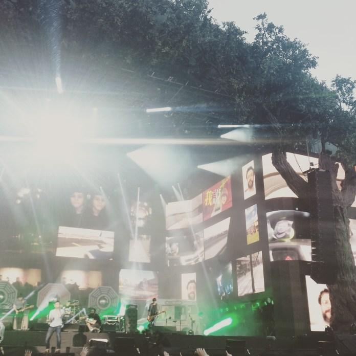 Blur / BST 2015 / Tous droits réservés