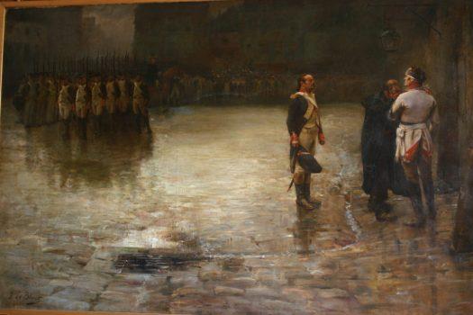 Exécution, Charette, guerres de Vendée, chouans, chouannerie