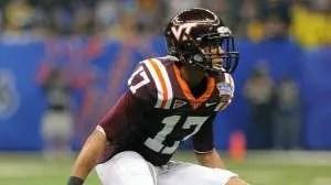 Kyle Fuller, CB Virginia Tech