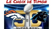 Le Choix de Simon : Super Bowl 50
